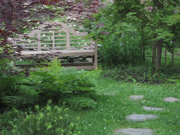 Tea House Press & English cottage garden | Tea House Press